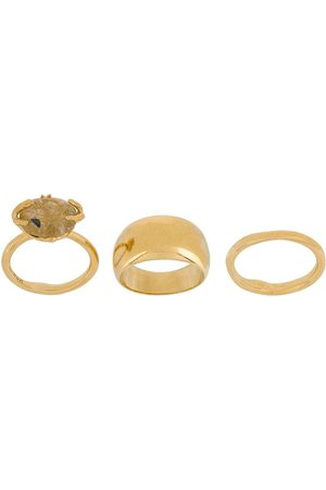 WOUTERS & HENDRIX Women Rings - Set of three rings