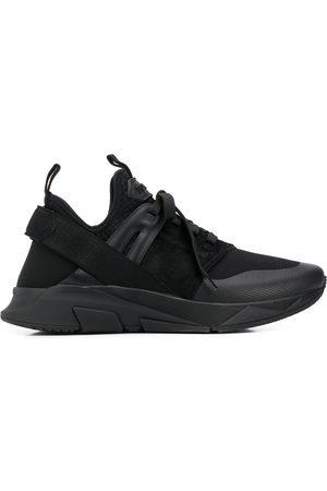 Tom Ford Men Sneakers - Nylon mesh Jago sneakers