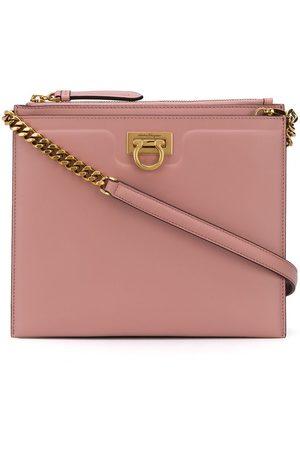 Salvatore Ferragamo Women Shoulder Bags - Trifolio crossbody bag