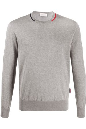 Moncler Relaxed fit sweatshirt - Grey