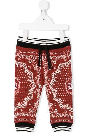 Dolce & Gabbana Sweatpants - Bandana print track pants