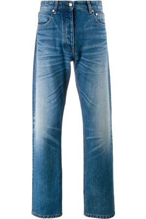 AMI Paris Straight fit denim jeans
