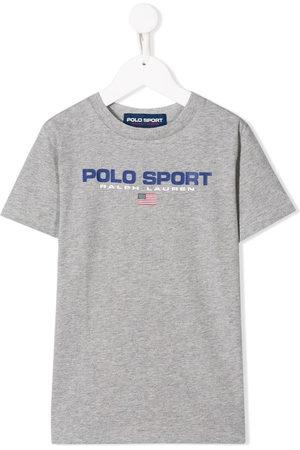 Ralph Lauren Logo print T-shirt - Grey
