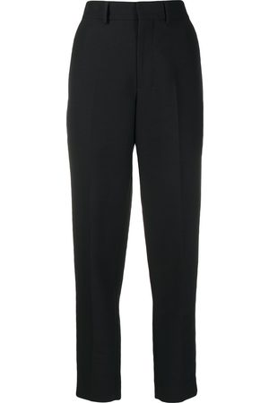 AMI Paris Woman Cigarette Leg Trousers