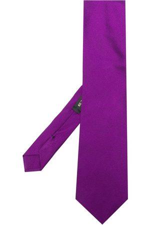 Etro Men Bow Ties - Pegaso embroidery silk tie