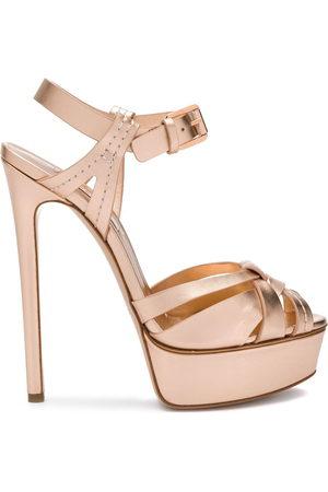Casadei Women Sandals - Platform stiletto sandals