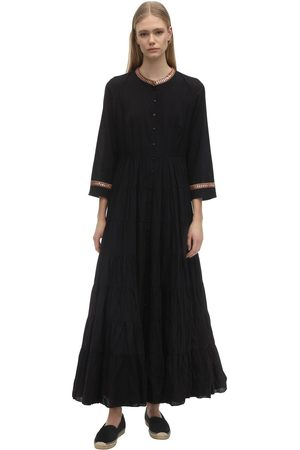 LUG VON SIGA Karla Cotton Maxi Dress