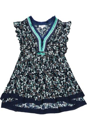 Poupette St Barth Kids Sasha floral dress
