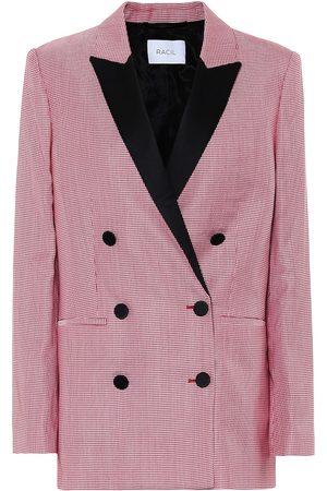 RACIL Women Blazers - Aquila wool-blend blazer
