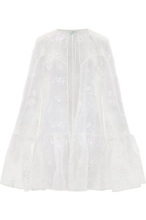 Erdem Angelo Lace Cape - Womens