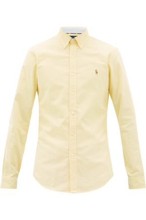 Polo Ralph Lauren Slim-fit Cotton Oxford Shirt - Mens