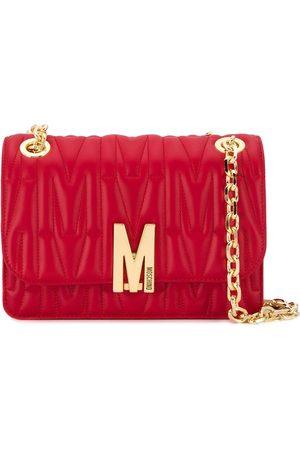 Moschino Quilted M shoulder bag