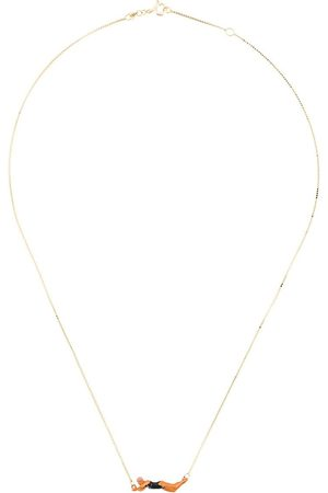 Aliita Women Necklaces - 9kt swimmer necklace