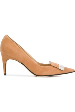Sergio Rossi Women Heels - Sr1 pumps - Neutrals