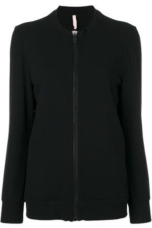 NO KA' OI Zipped sport jacket