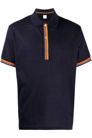 Paul Smith Men Polo Shirts - Short-sleeved polo shirt