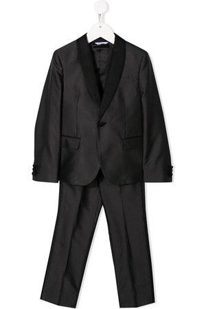 Dolce & Gabbana Kids Polka dot print two-piece suit