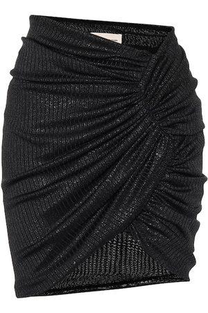 ALEXANDRE VAUTHIER High-rise stretch-jersey miniskirt