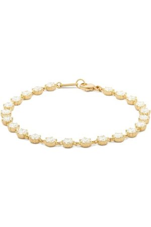 Jade Trau Penelope Diamond & 18kt Bracelet - Womens