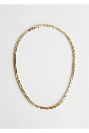 & OTHER STORIES Simple Chain Necklace