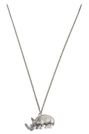 Marni Kazuma Nagai metal necklace
