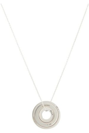 Le Gramme Round pendant necklace