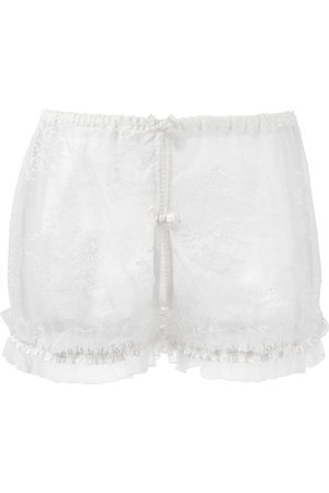 Renaud Ouvert French lace knickers