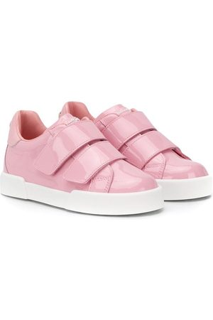 Dolce & Gabbana Girls Sneakers - Portofino Light sneakers