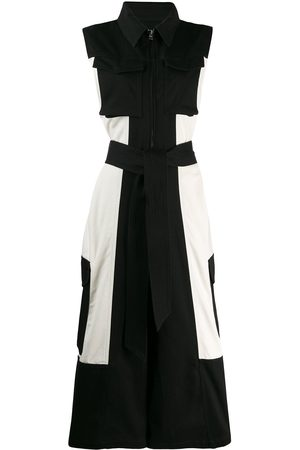 AMI Paris Patch pockets jumpsuit
