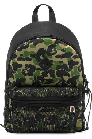 AAPE BY A BATHING APE ABC Camo Bungee Cord Day Pack