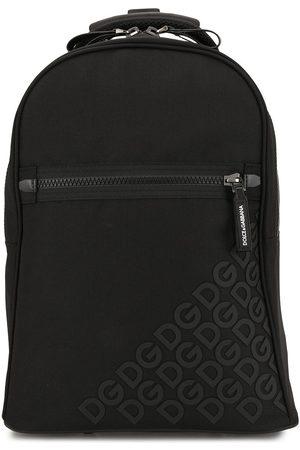 Dolce & Gabbana Cordura nylon wheelie bag