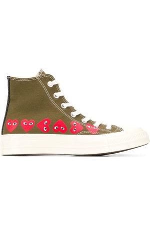 COMME DES GARÇONS PLAY X CONVERSE X Converse Chuck Taylor sneakers