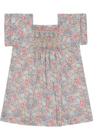 Bonpoint Baby floral cotton dress