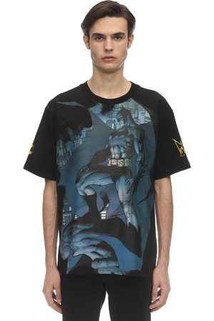 MJB - MARC JACQUES BURTON Batman X Mjb Cotton T-shirt