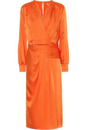 Jonathan Simkhai Satin maxi dress