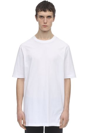 FAITH CONNEXION Logo Print Cotton Jersey T-shirt
