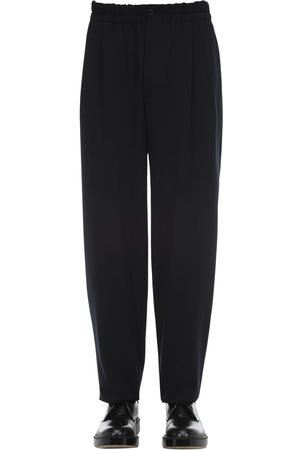 GIORGIO ARMANI Wool Stretch Sweatpants