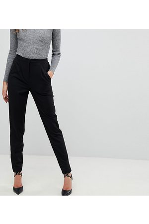 Y.A.S Tailored pants with elasticated waist in