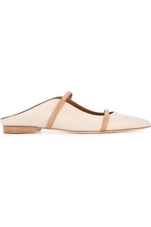 MALONE SOULIERS Maureen mules - Neutrals