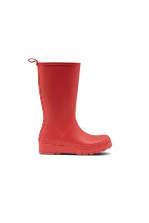 Hunter Women Thigh High Boots - Women's Original Play Tall Rain Boots