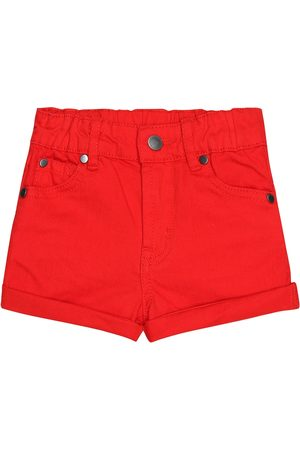 Stella McCartney Baby stretch-denim shorts