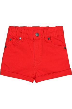 Stella McCartney Baby stretch-denim shorts