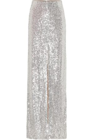 GALVAN Modern Love sequinned skirt