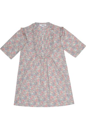 BONPOINT Nalou floral cotton dress