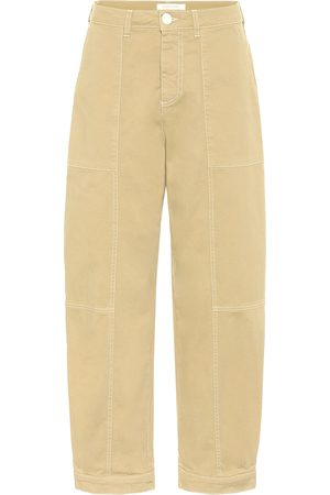 See by Chloé High-rise relaxed pants