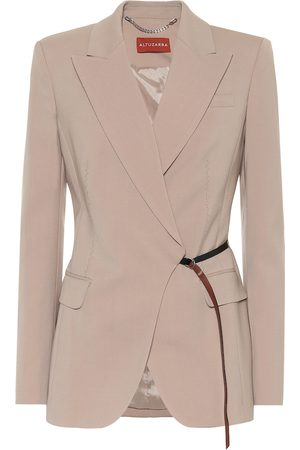 Altuzarra Irving stretch-wool blazer