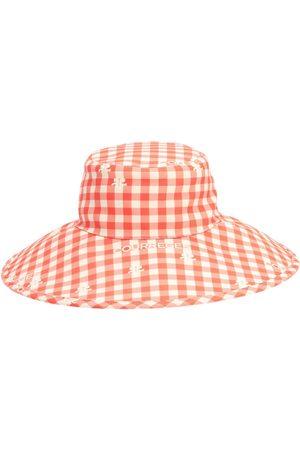 Courrèges Printed Bucket Hat