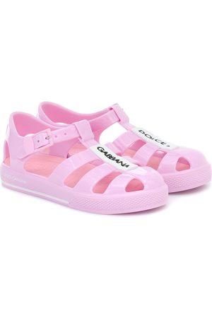 Dolce & Gabbana Caged sandals