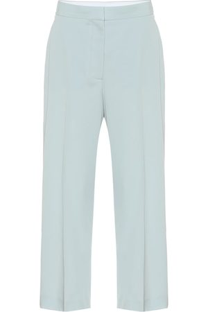 Stella McCartney High-rise straight pants
