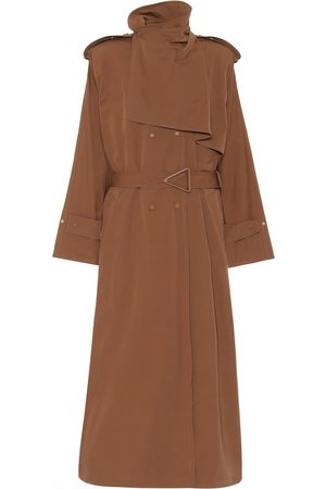 Bottega Veneta Cotton-blend trench coat